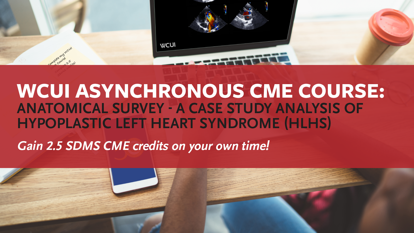 WCUI Asynchronous CME Course: Anatomical Survey A Case Study Analysis of Hypoplastic Left Heart Syndrom