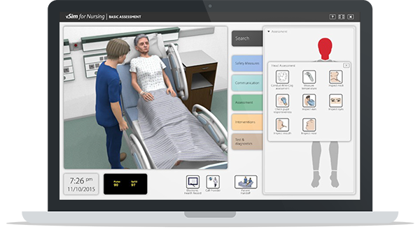 vSim - Nursing