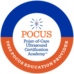 2020 Approved POCUS Education Provider