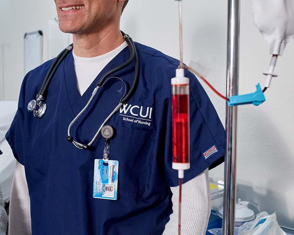 WCUI School of Nursing Student