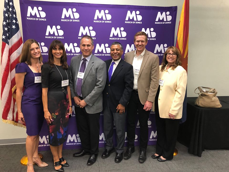 WCUI Sponsors March of Dimes
