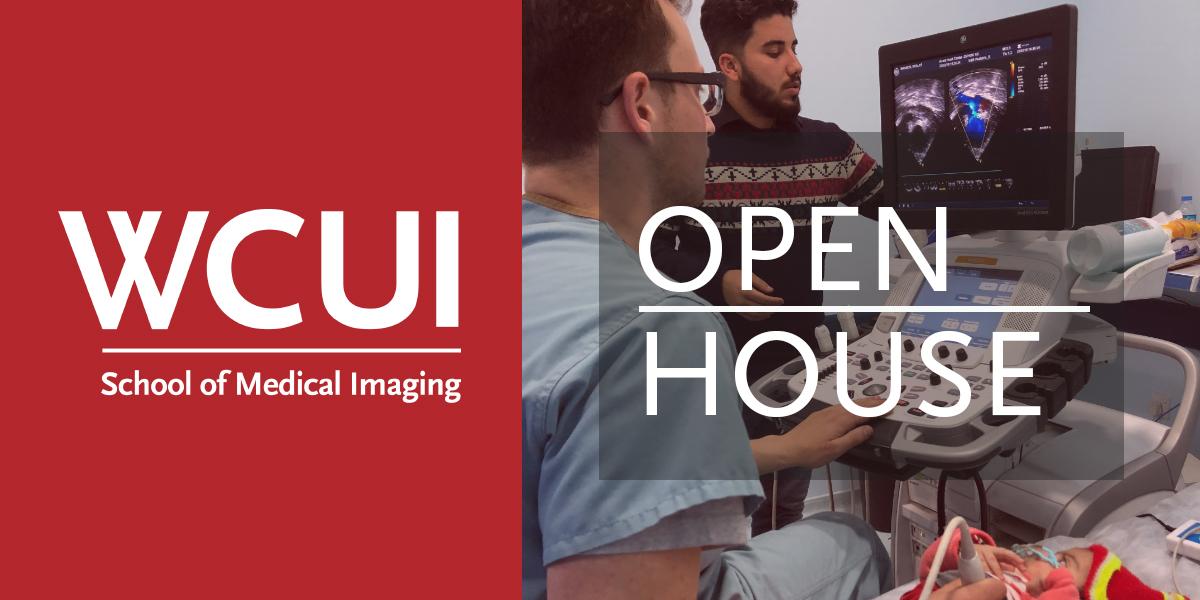 WCUI Open House