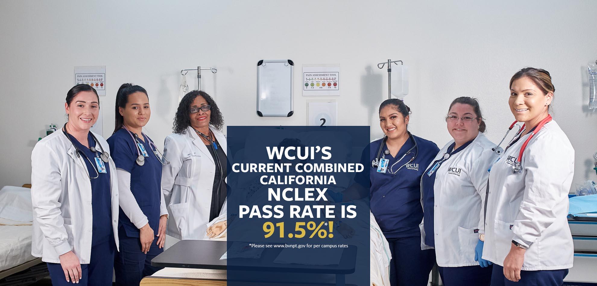 WCUI Nursing Header