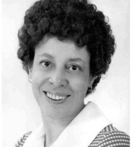 African-American leader Goldie D Brangman