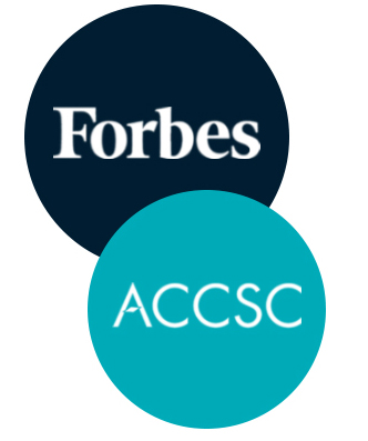 FORBES and ACCSC recognition